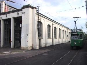 Depot Brunnen